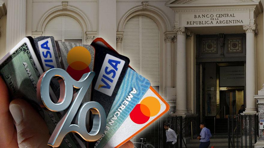 El BCRA busca constantemente transparentar el financiamiento que ofrecen las tarjetas de crédito