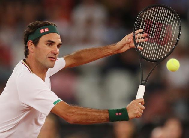 El tenista suizo Roger Federer ganó u$s93,4 millones