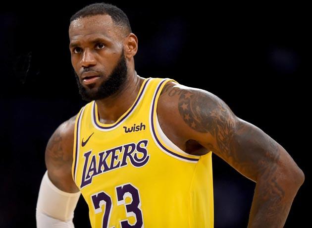 LeBron James es el basquetbolista mejor pagado