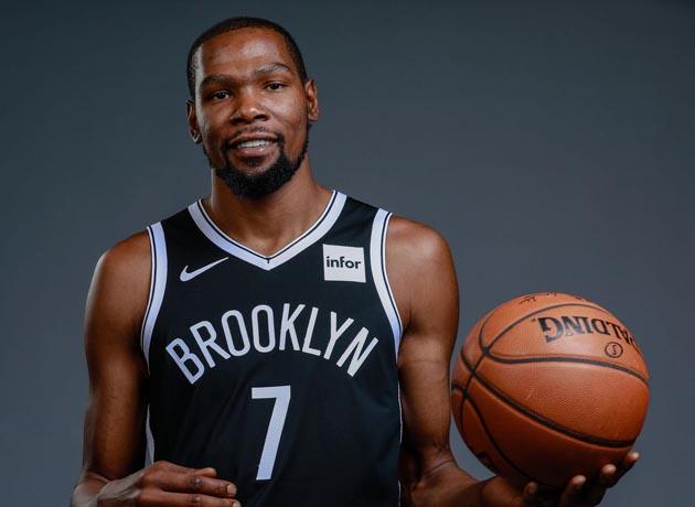 Kevin Durant cambió de equipo y me metió en el top 10