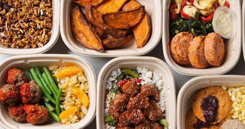 La alimentación es clave para ganar masa muscular