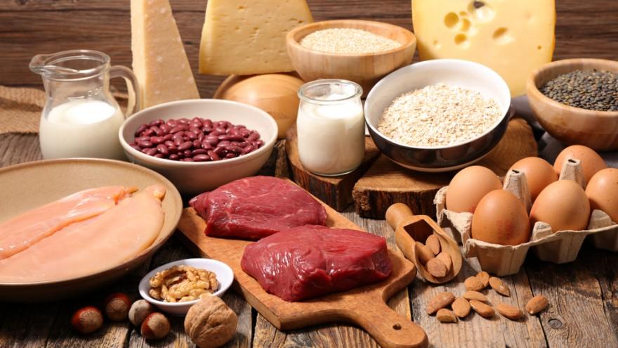 Las proteínas, un alimento clave para ganar masa muscular