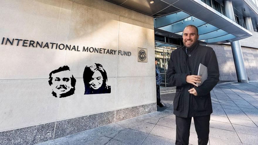 La próxima negociación de Guzmán con el FMI es considerada un punto clave por los inversores