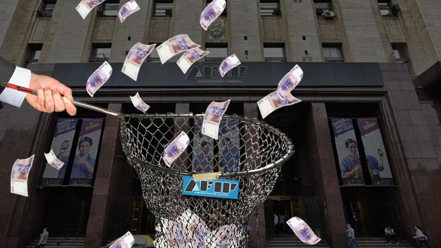 La presión impositiva Argentina es asfixiante
