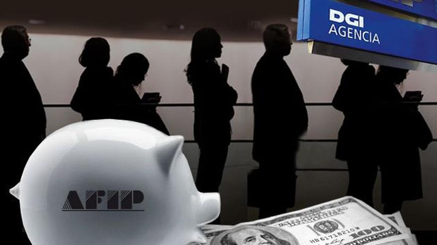La presión impositiva Argentina aleja al