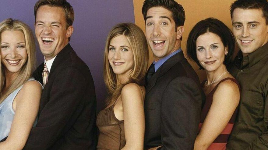 Cuánto cobrarán los protagonistas de Friends por el especial de HBO Max