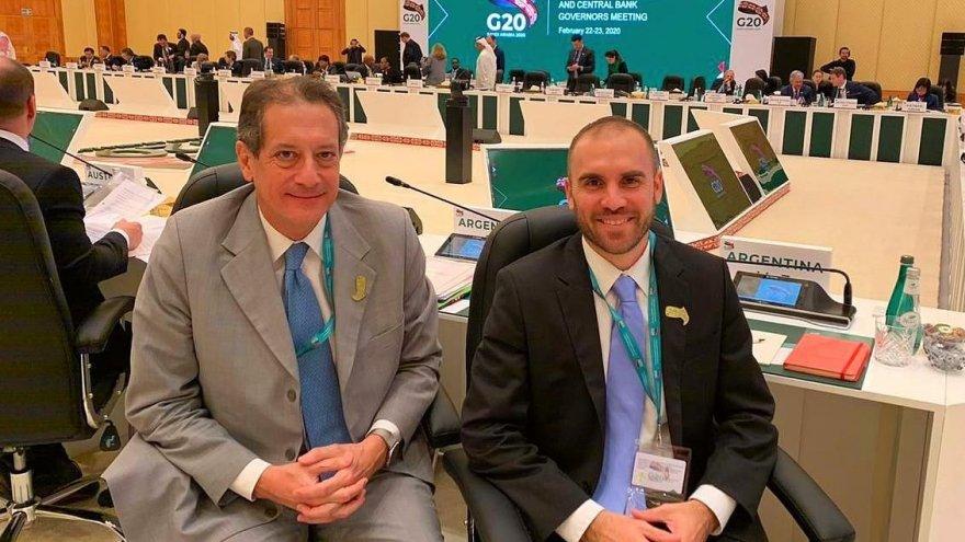 Miguel Pesce y Martín Guzmán analizaron las nuevas medidas a tomar ante el deterioro del frente cambiario