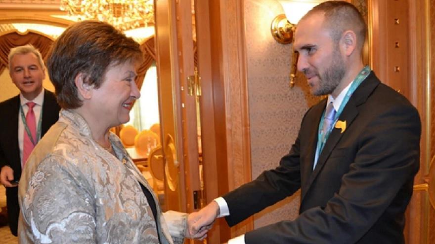 El acuerdo con el FMI de Kristalina Georgieva es parte esencial del plan para transmitir confianza al mercado