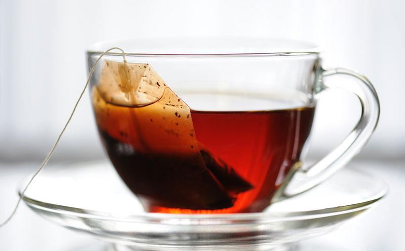 El té es uno de las infusiones que puede interferir en el sueño