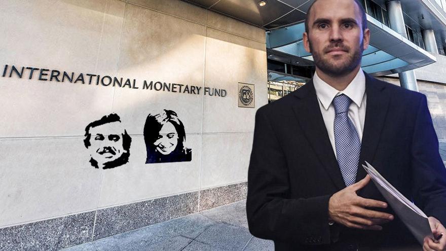 Guzmán, ante la nueva negociación con un FMI