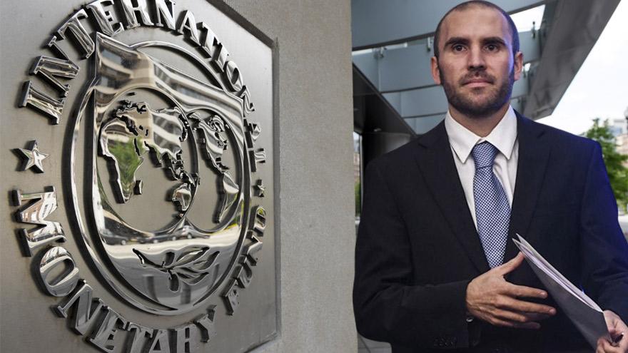 La gravedad de la crisis financiera alteró los planes de Guzmán, que ahora quiere apurar un acuerdo con el FMI