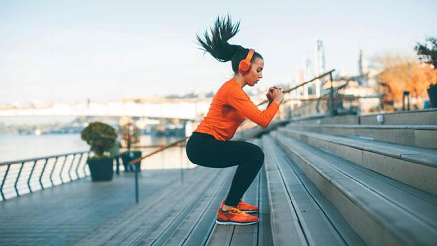 El deporte es fundamental para adelgazar