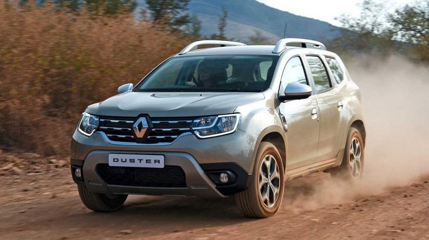 Renault Duster, sigue entre los líderes.