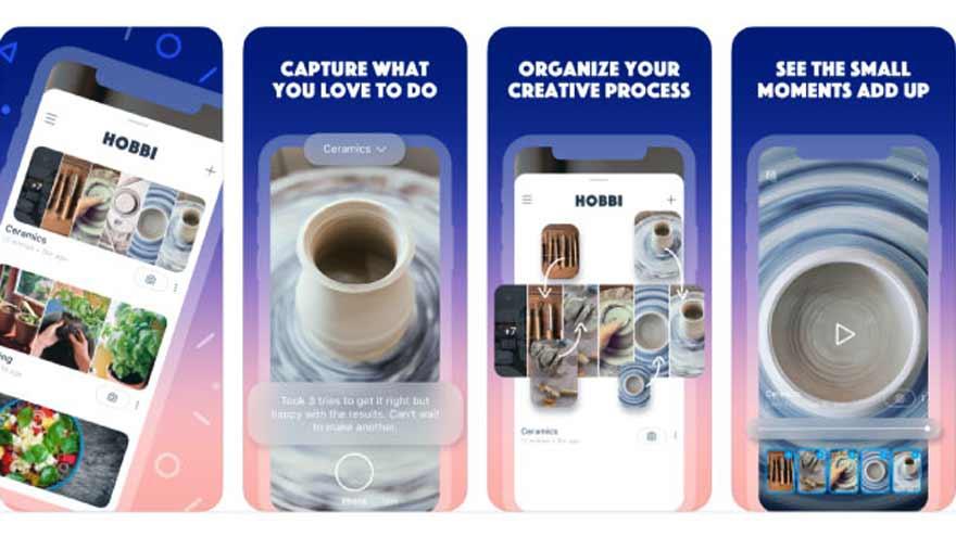Hobbi, la nueva app de Facebook, busca competir con Pinterest