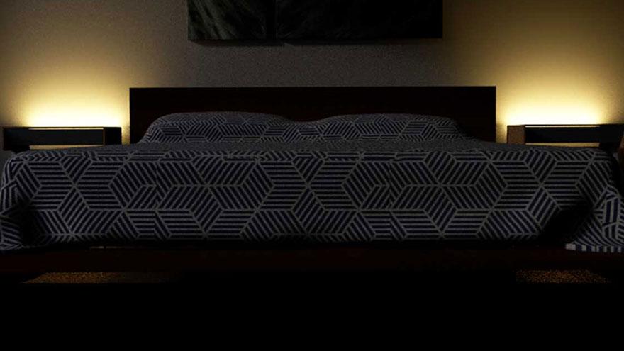 La oscuridad es otro factor clave para el sueño
