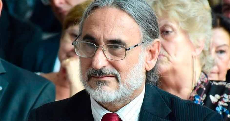 Luis Basterra, titular del Ministerio de Agricultura.