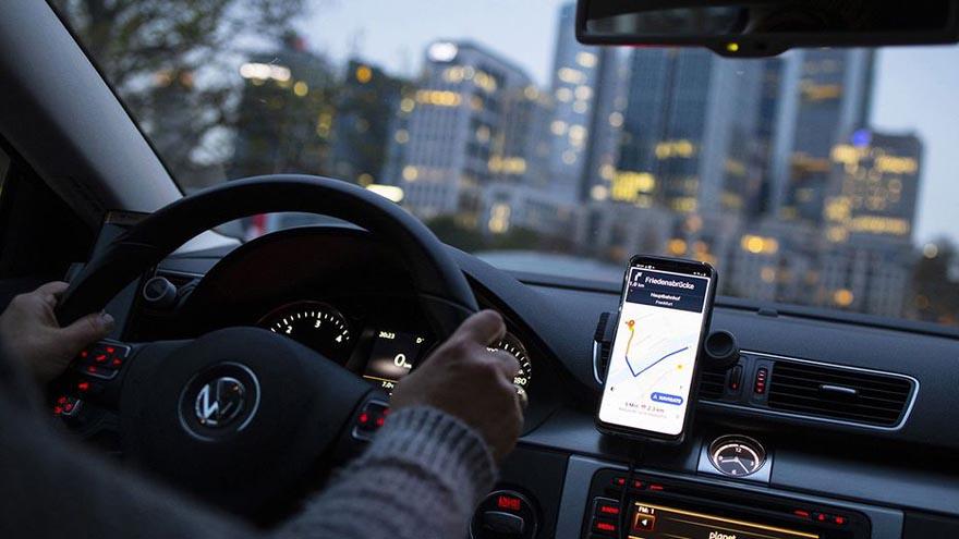Pese a las restricciones legales, muchos conductores de Uber siguen en actividad.