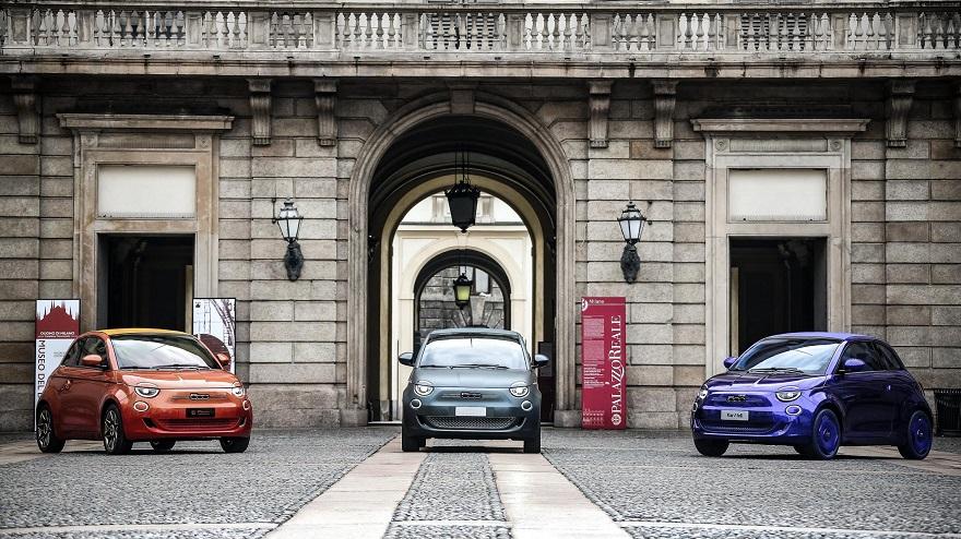 El Fiat 500, un modelo similar al 600, que está vivo.