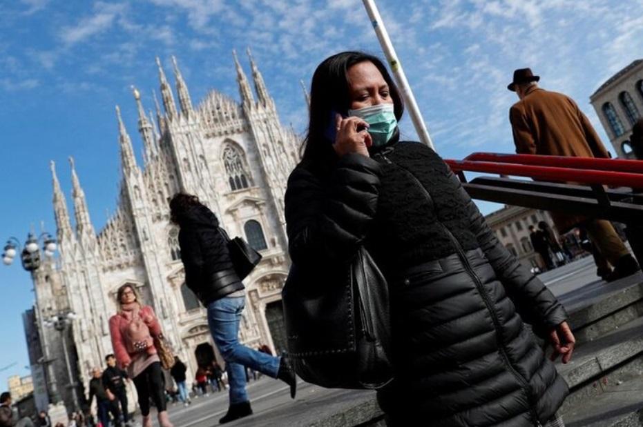Italia, el país con mayor cantidad de víctimas por la Covid-19, usará datos de los celulares para combatir el virus.