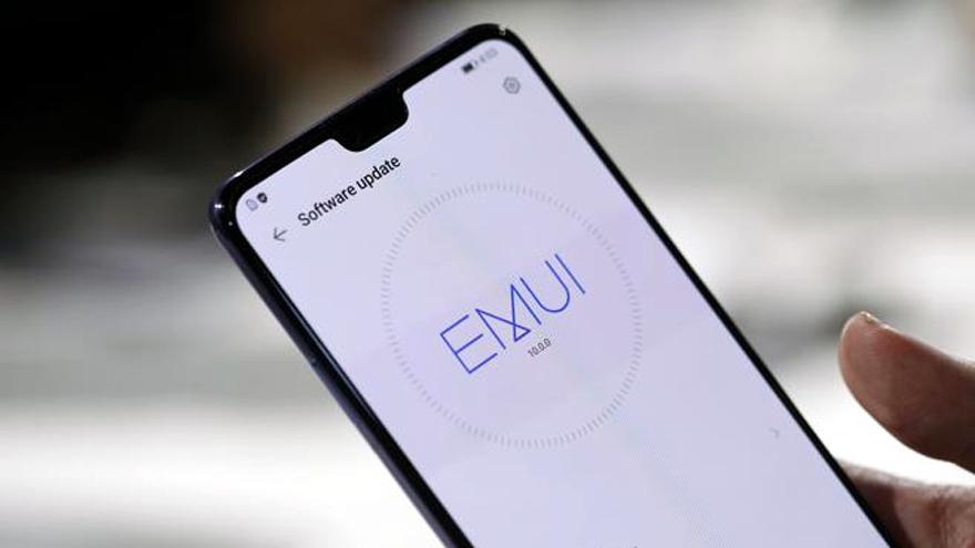 Huawei también trabaja en la 6G.