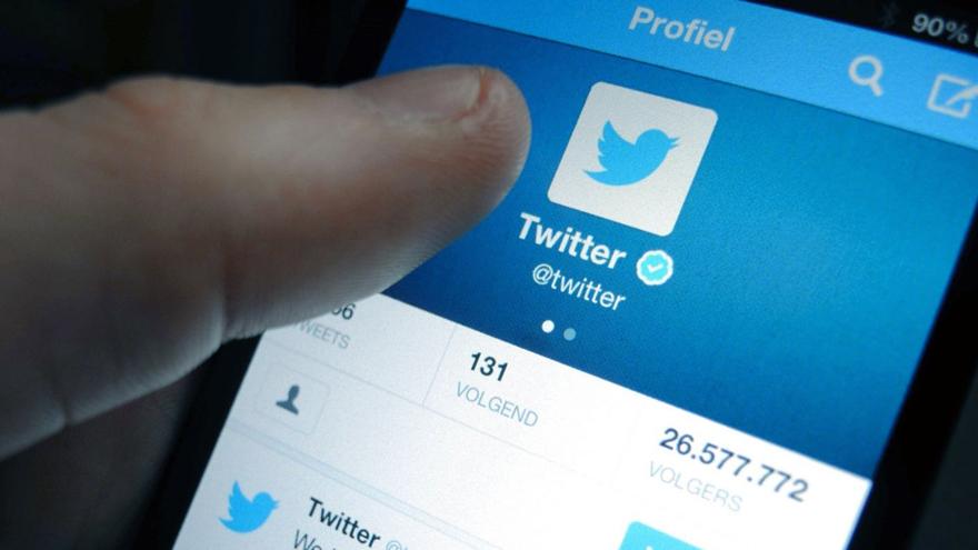 Twitter está entre los sitios más visitados.
