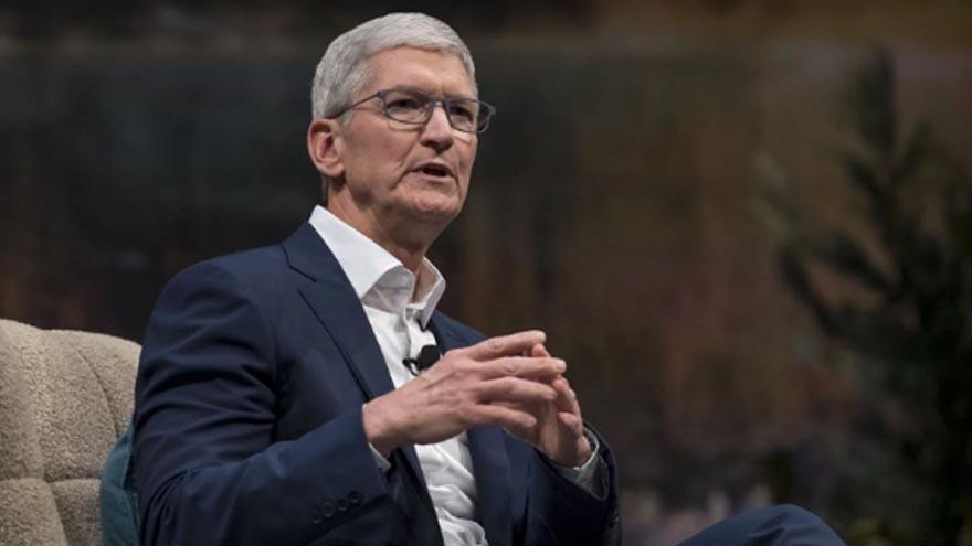 Tim Cook mantiene el secreto en torno al proyecto automotriz de Apple.