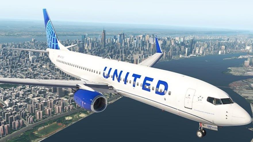 Empresas como United Airlines pidieron la ayuda estatal