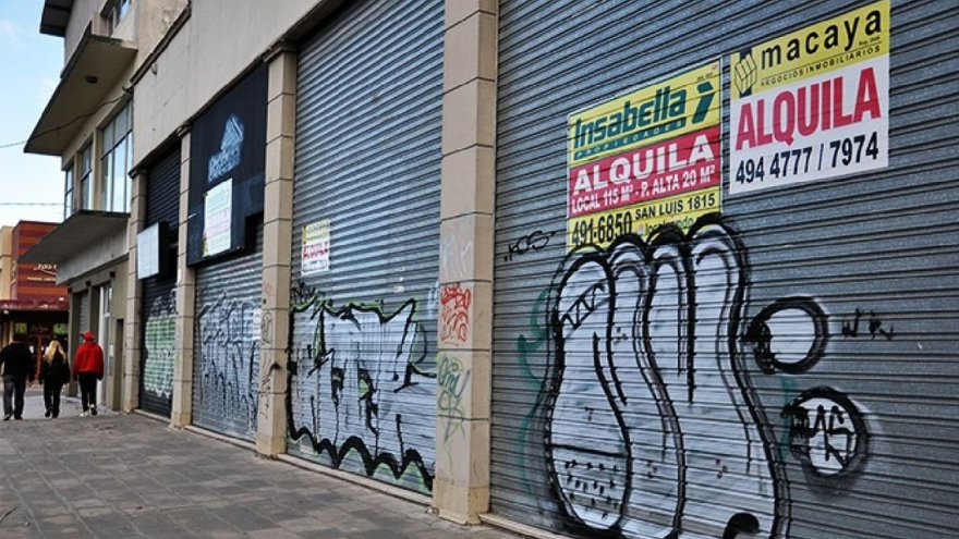 El Gobierno porteño considera a la avenida Santa Fe una zona de alta aglomeración de personas.