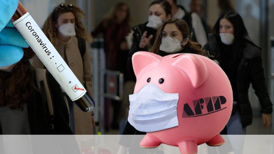 La cuarentena llevó a un desplome en la recaudación, que ahora afecta en el pago a empleados estatales