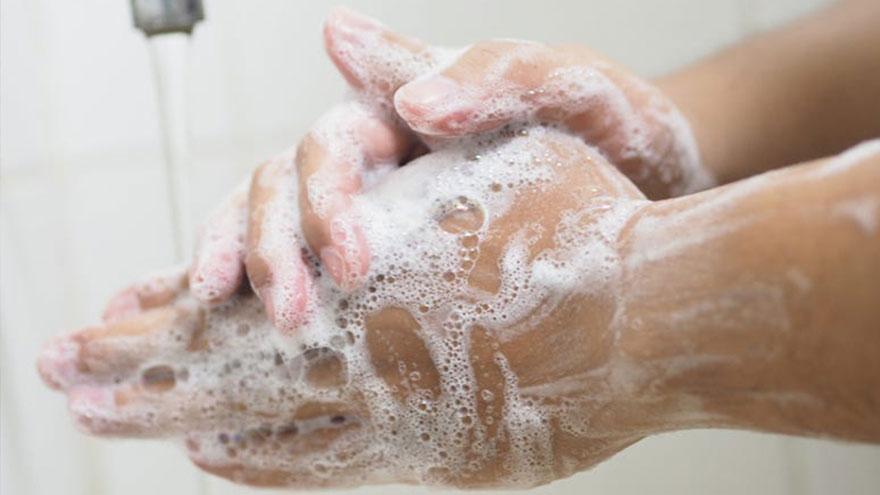 El lavado de manos es fundamental para prevenir enfermedades