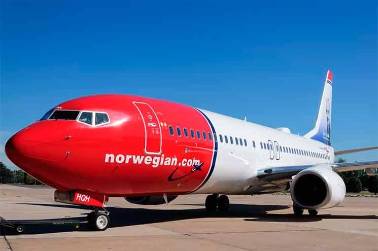 La operación de Norwegian pasó a manos de JetSmart en diciembre del año pasado.
