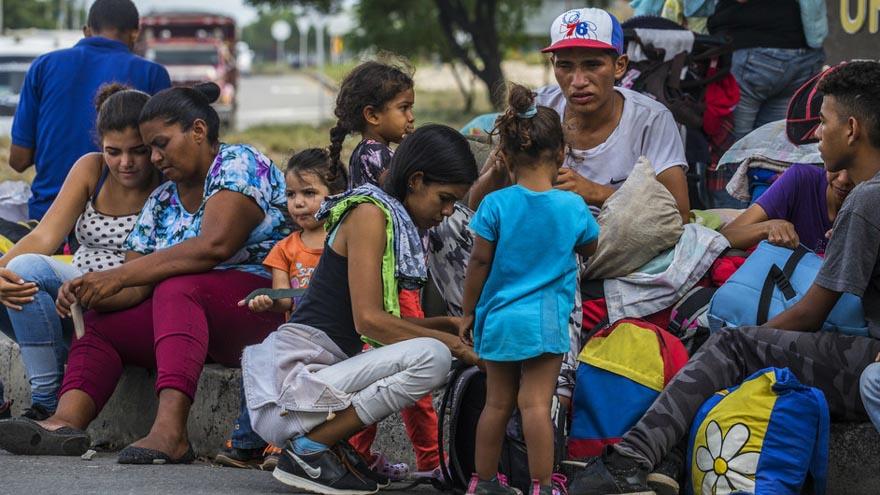 Los índices de pobreza en Venezuela no paran de subir