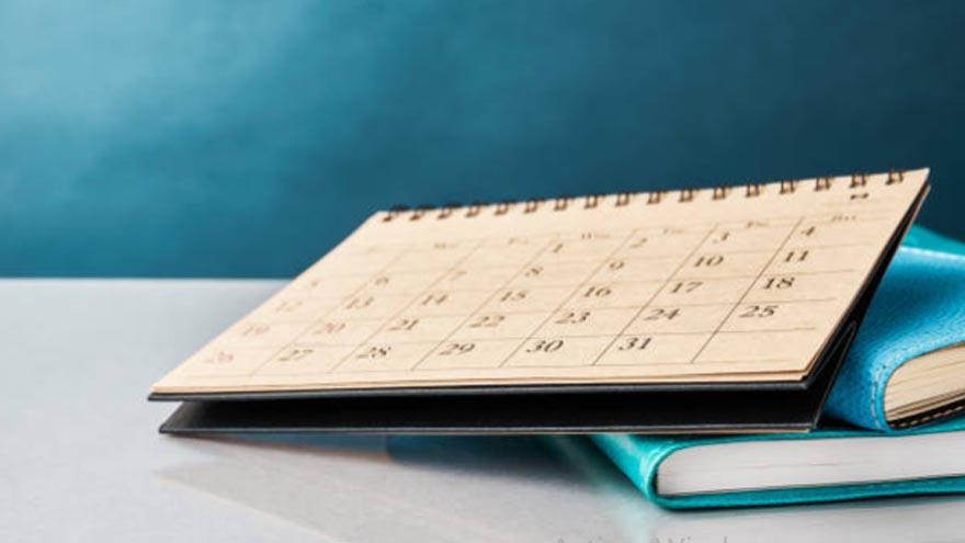 Conocer los feriados es importante para poder planificar la rutina de la semana