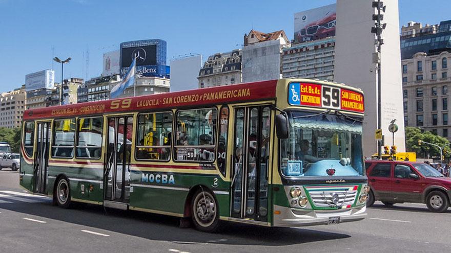 El transporte público es uno de los puntos de mayor preocupación