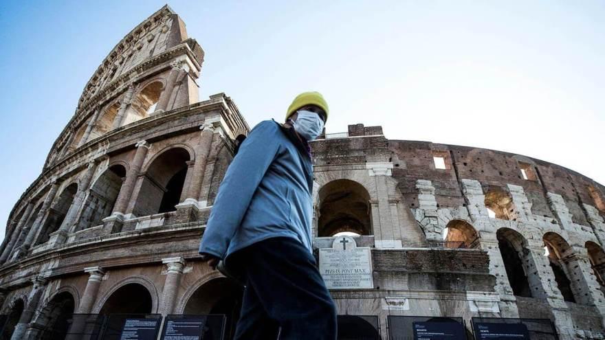 El coronavirus provocó la muerte de unas 33.000 personas en Italia.