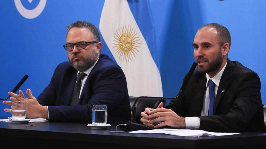 Matías Kulfas y Martín Guzmán definirán la nómina que se pagará en el comienzo de julio