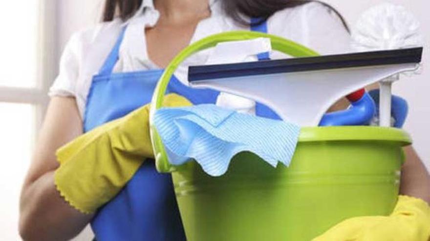 Las empleadas domésticas recibieron, en lo que va del año, un incremento del 10%