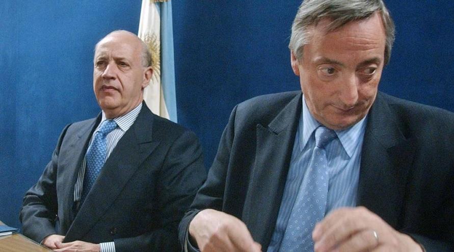 Lavagna comparó la situación actual con la de 2002, cuando fue ministro de Néstor Kirchner.