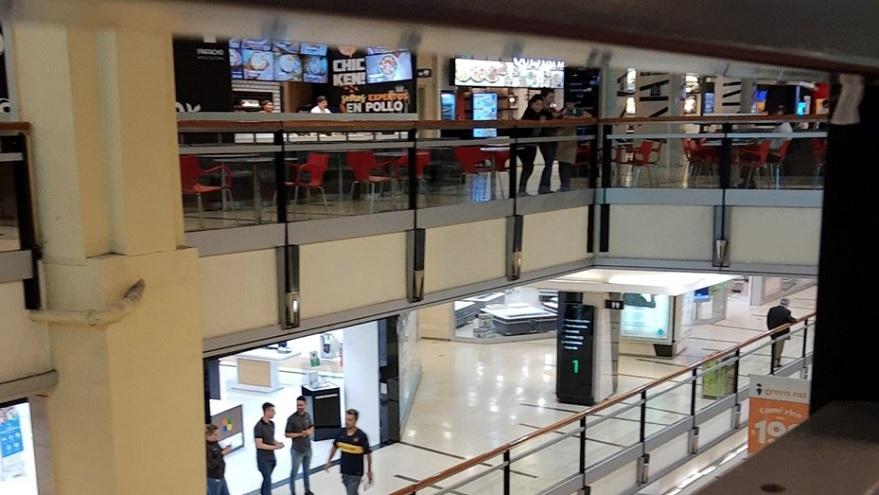 Los centros comerciales en la Ciudad acumulan más de 2 meses sin actividad económica.