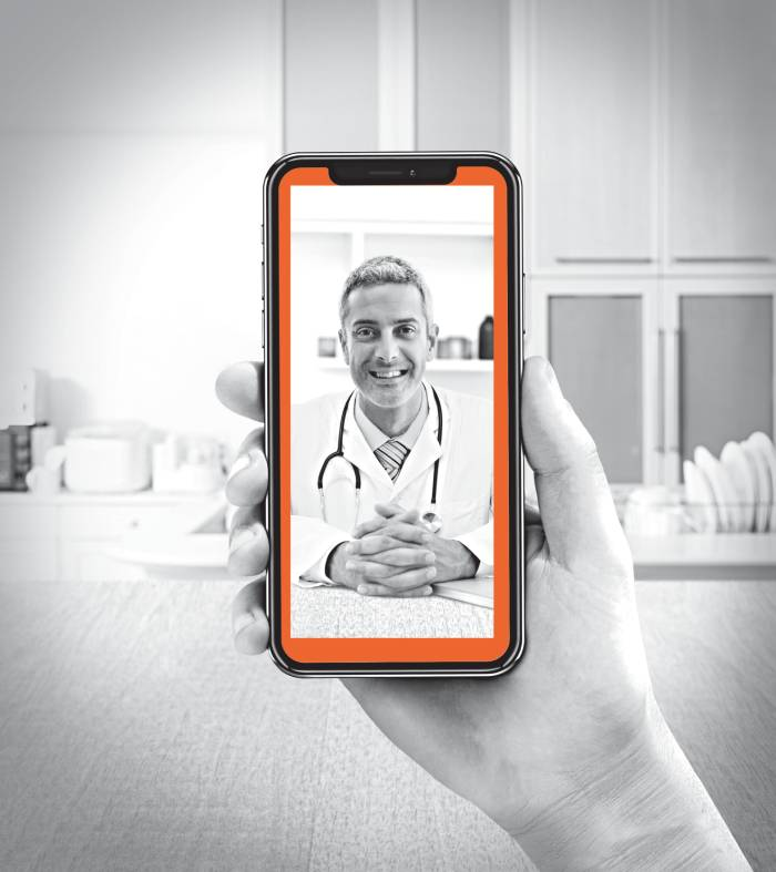 Cam Doctor la plataforma de telemedicina de Medifé