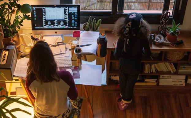 El 95% de las empresas implementó alguna modalidad de home office