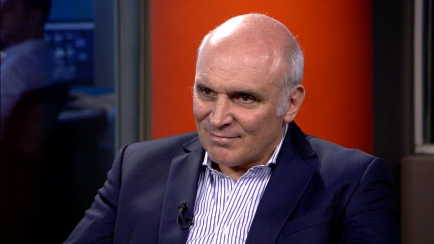 el excandidato a presidente apuntó contra Cristina Kirchner