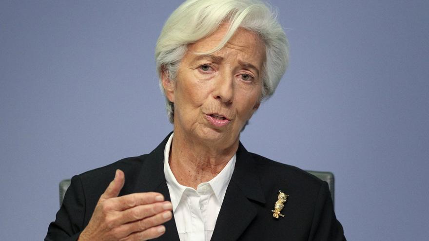 Lagarde, cautelosa acerca del futuro del Bitcoin.