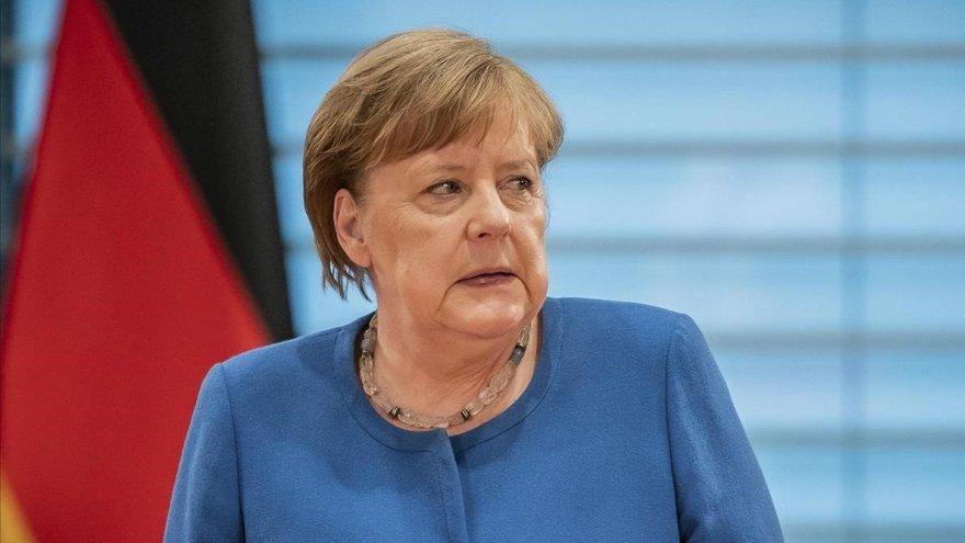 Ángela Merkel, mandataria alemana. El país busca sostener sus activos y evitar la extranjerización.