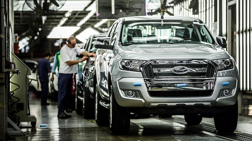 Ford Argentina paró sus plantas, pero sigue atento en la postventa.