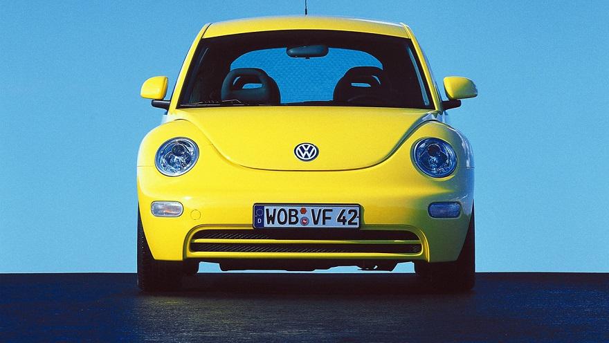 Volkswagen Beetle, el mítico escarabajo.
