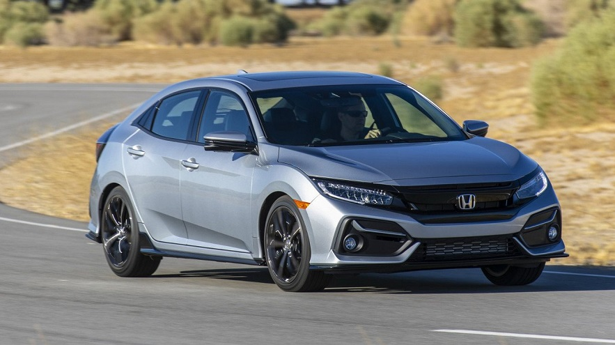 Honda Civic, el sedán entre los más vendidos.
