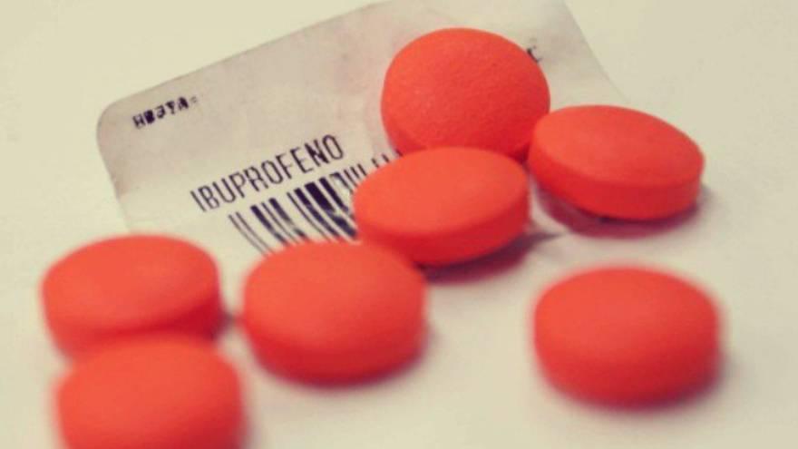 Al principio de la pandemia se dijo que el ibuprofeno podía empeorar el cuadro