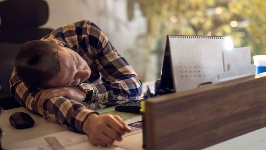 El cansancio durante el día es una consecuencia del insomnio