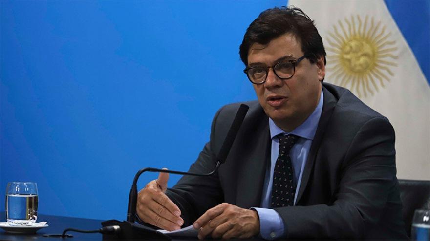 El ministro de Trabajo, Claudio Moroni, dijo que se trata de una idea que puede ser discutida